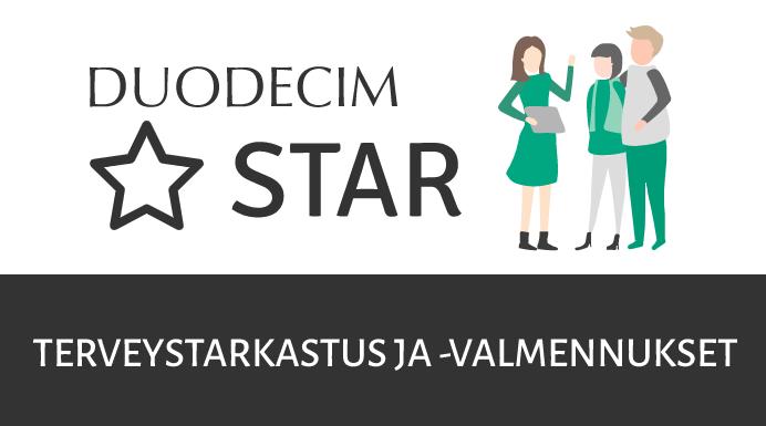 Duodecim STAR terveystarkastus