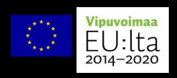 Euroopan sosiaalirahasto ja Vipuvoimaa Eu:Lta 2014-2020